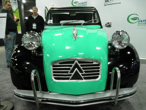 1963 citroen 2vc-1