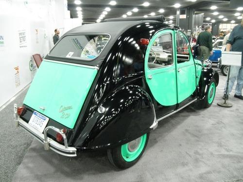 1963 citroen 2vc-3