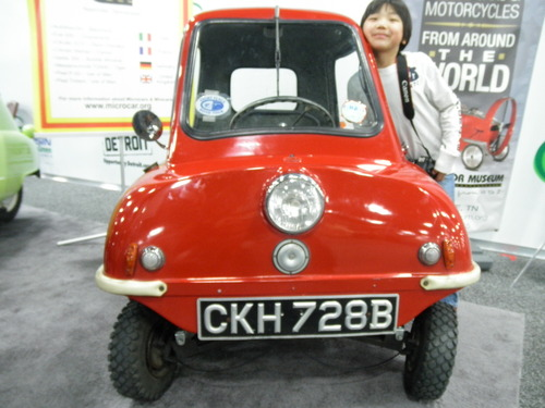 1965 peel p-50-3
