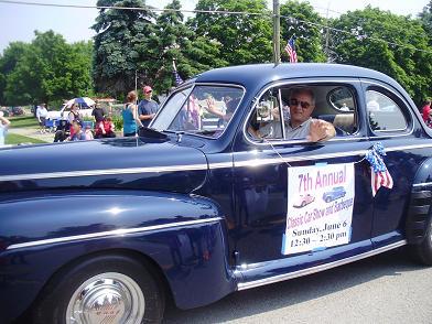 parade car2
