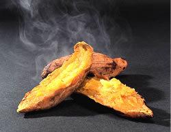 さすがはサツマイモ。「黄金蜜芋」これは、もうスウィーツです。