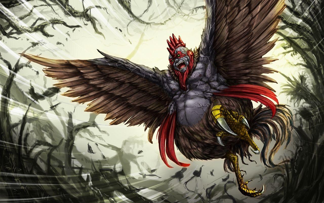 夢の ミシノン王国 : 鶏マン(とりまん)イラスト プロジェクト 完了
