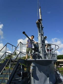 ハワイ潜水艦