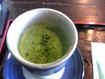 6-25抹茶ミルク