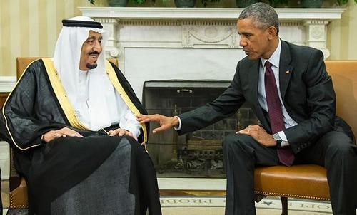 Salman-Obama