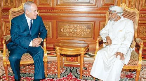 OmanIsrael