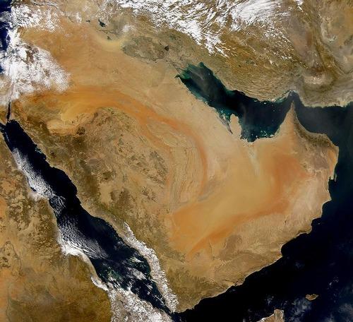 25アラビア半島