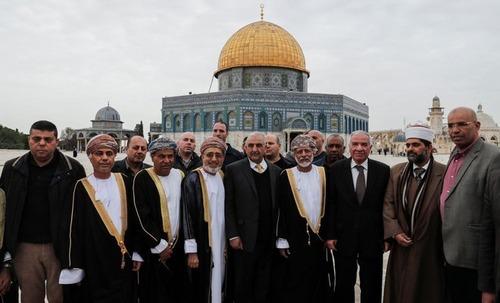 OmanJerusalem