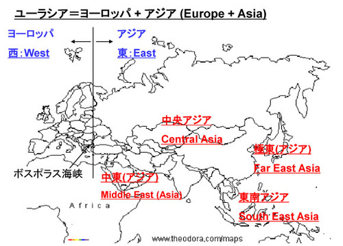 EurasiaMap