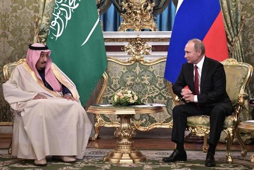 Salman-Putin