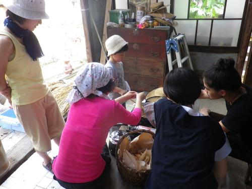 「初夏の麦麦祭り2011」開催!