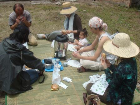 第1回 空き地再生ピクニック 開催しました~