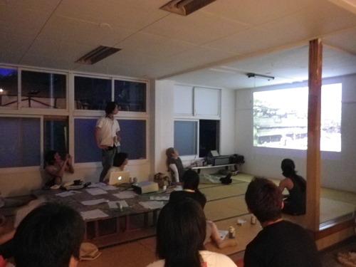 尾道空き家談議、その四十五。          「今年もアリマス!AIR Onomichi2011」