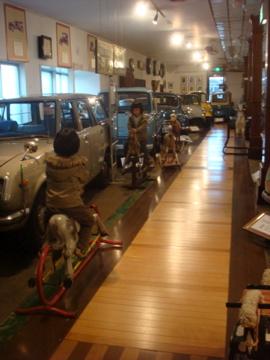 福山自動車時計博物館、参上。