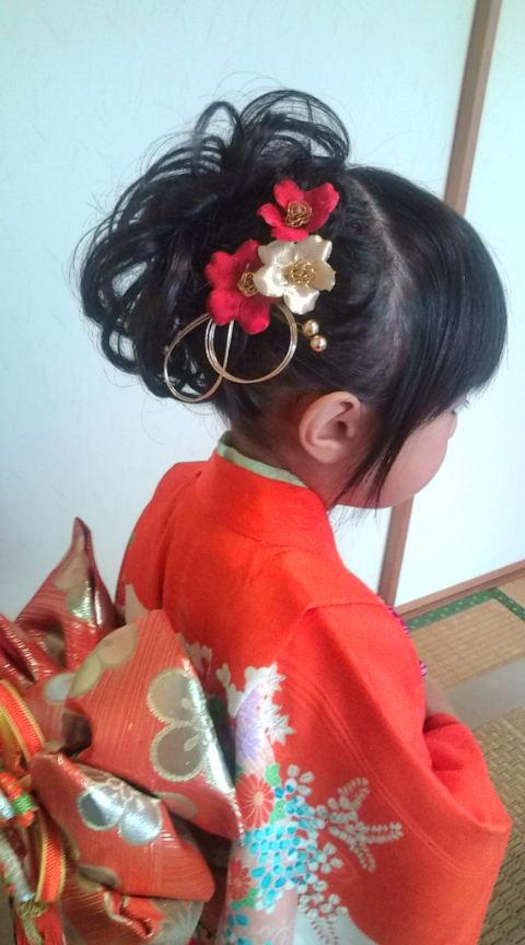 髪型 七五三 髪型 アレンジ : petit-prince.dreamlog.jp