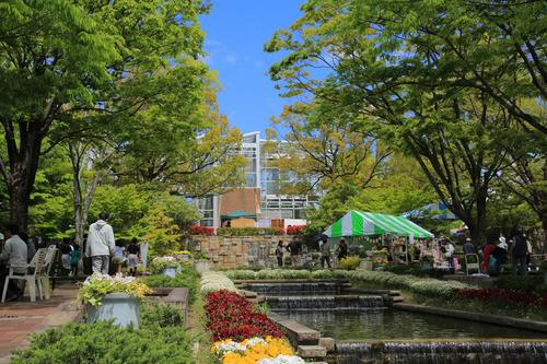 春日井都市緑化植物園