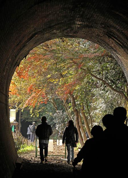 愛岐トンネル6