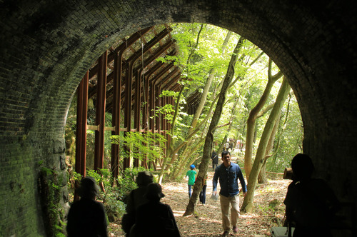 愛岐トンネル2