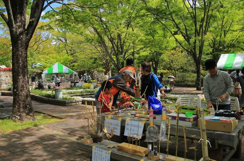 春日井都市緑化植物園2