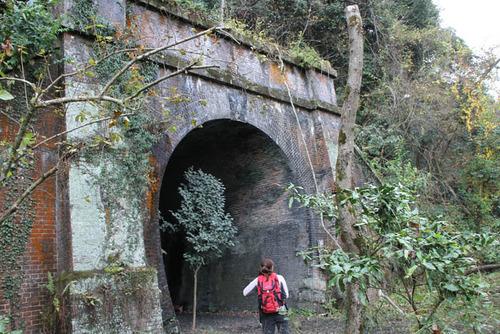 愛岐トンネル7