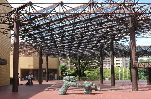 瀬戸市文化センター1