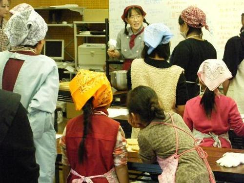 親子お菓子教室 055