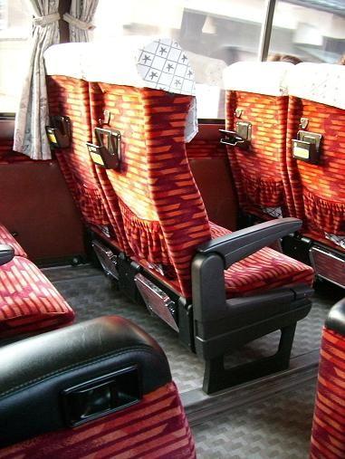 高速バス 021