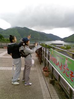 【キャンプ2】湖