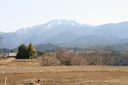 8m、日本百名山