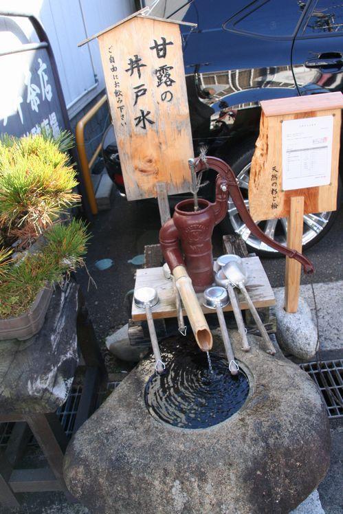 IMG_6827 甘露の井戸水