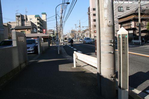 IMG_7090 保土ヶ谷宿脇本陣(藤屋)跡