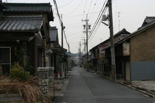 IMG_4420 庄野宿の街並み