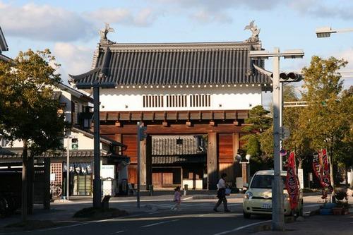 IMG_6016 掛川城復元大手門