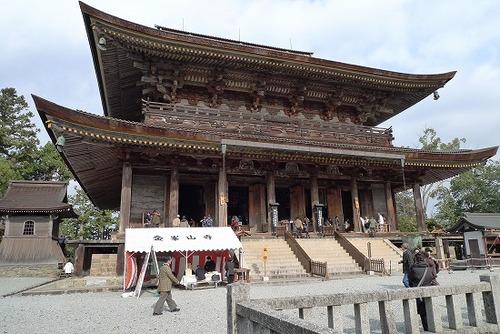 s-1128014 金峯山寺蔵王堂