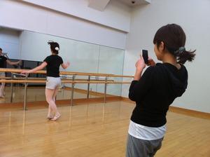 今週のバレエ