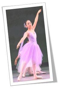 バレエの発表会