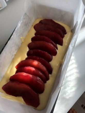 2018りんごケーキ2