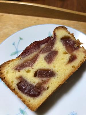 20180204りんごケーキ1