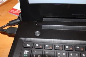 G50電源ボタン