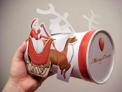 Reindeer Roll