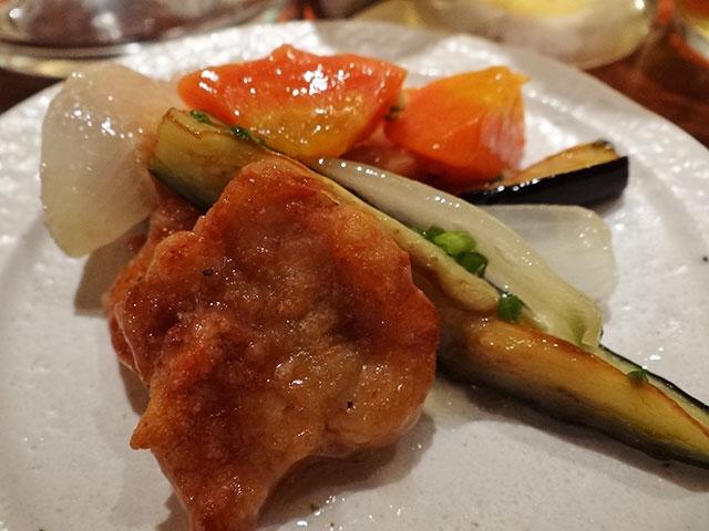 Stir-Fried Chicken and Vegetables