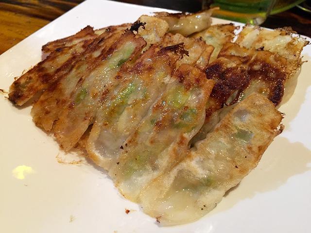 Bite-Size Gyoza