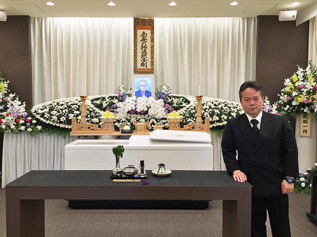 My Father's Funeral
