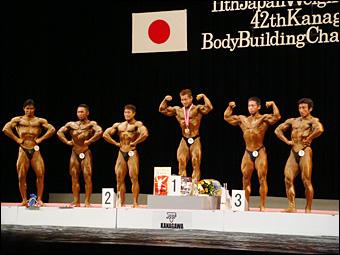 Men 80 kg Category