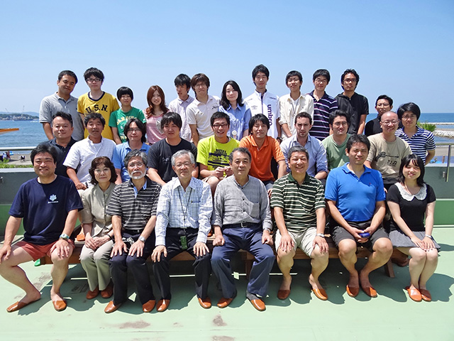 Free Radical School in Tateyama 2011