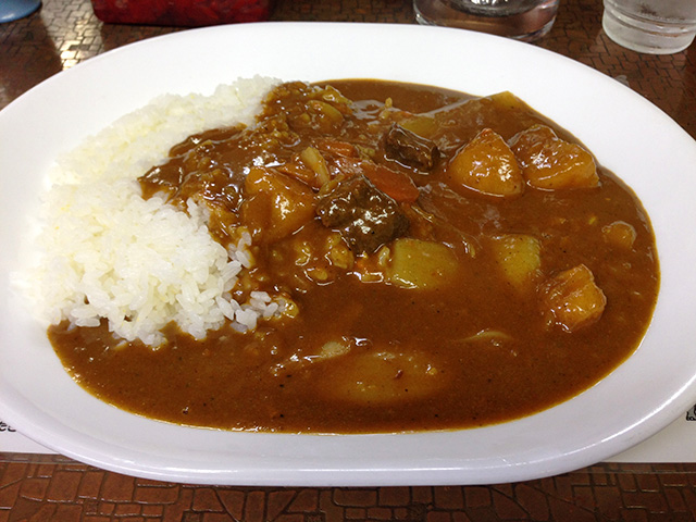 Super-Hot Curry