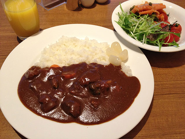 Morning Curry
