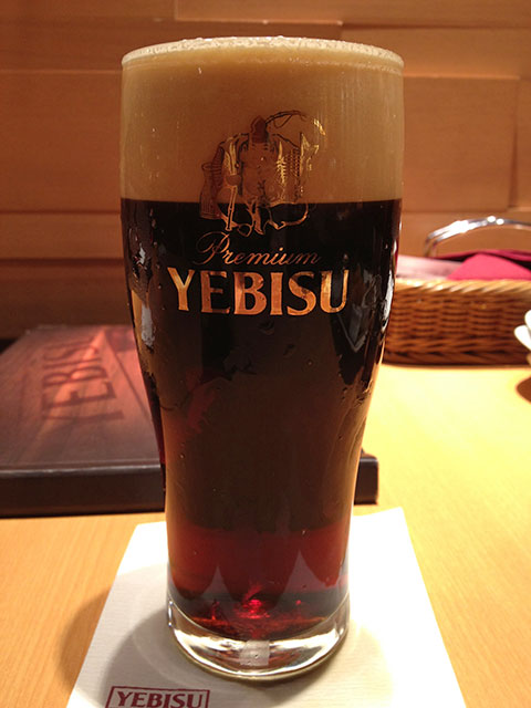 YEBISU the Black
