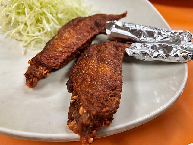 Deep-Fried Chicken Wings