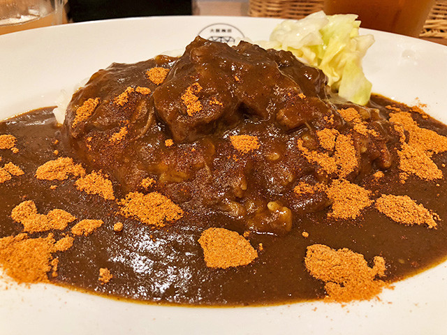 Beef Curry with Hot Spice